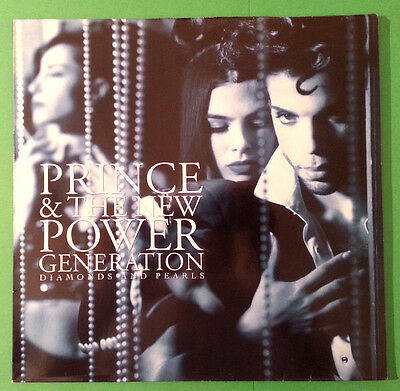 PRINCE & THE NEW POWER GENERATION - Diamond & pearls - 2LP GER 1991 EX