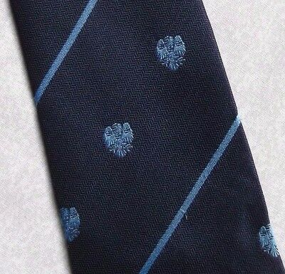 BARCLAYS BANK COMPANY CORPORATE ADVERTISING WIDE TIE VINTAGE 1970s 1980s BANKING