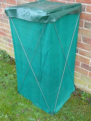 Portable 200 Ltr Green Garden Composter Bin For Recycling Compost Bin Waste