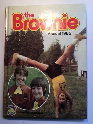 The Brownie Annual 1985 - HC