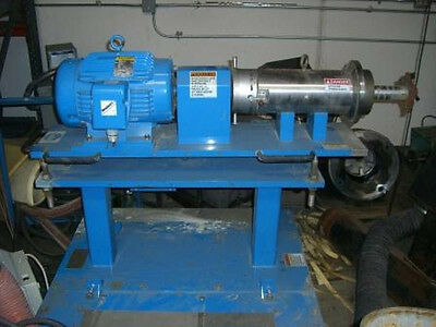 GALA MUP-7 PELLETIZER CUTTING HEAD w/  DIE and Extrusion Adapter on Stand