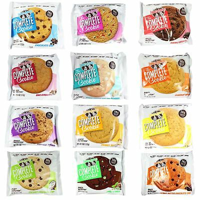 Lenny & Larry Complete Cookie Vegan High Protein Cookie All Flavours
