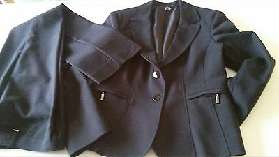 """TAILLEUR DONNA GIACCA E PANTALONE """" Oltre"""" misura 46 made in Italy"""