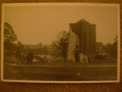 Postcard Of Old Sheffield Beauchief Abbey 1918      210
