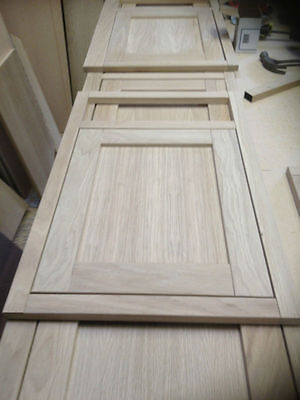 Hand Made Replacement Kitchen Doors Solid Oak Inframe Ref: CabinetS4