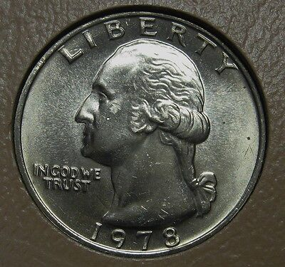 1972 Washington Clad Quarter Grading Choice Uncirculated     DUTCH AUCTION