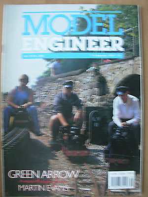 THE MODEL ENGINEER MAGAZINE SEPTEMBER 1st 1989