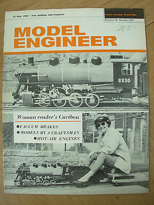 THE MODEL ENGINEER VINTAGE MAGAZINE MAY 15th 1965