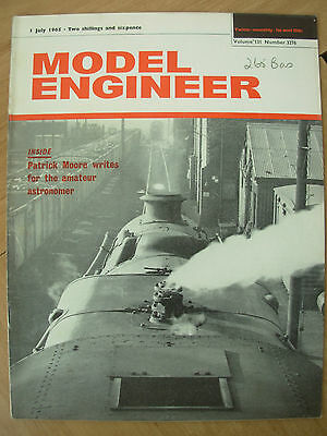 THE MODEL ENGINEER VINTAGE MAGAZINE JULY 1st 1965