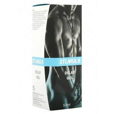 3100004179 sexyshop STIMUL8 DELAY GEL 50 ML