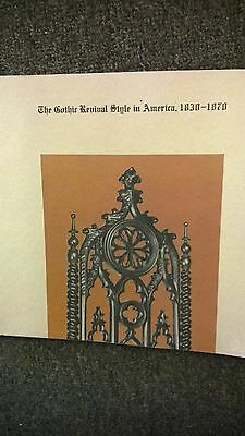 Gothic Revival Style in America (1830-1870) /Illustrated Book Exhibition