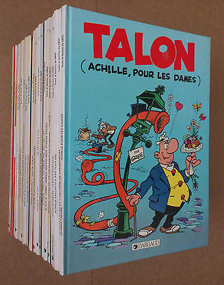 Greg  ***  Achille Talon. 26 Volumes  ***  Tbe