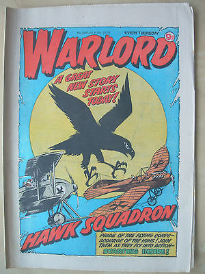VINTAGE COMIC - WARLORD - No 250 - JULY 7th 1979