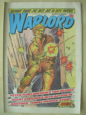 VINTAGE COMIC - WARLORD - No 251 - JULY 14th 1979