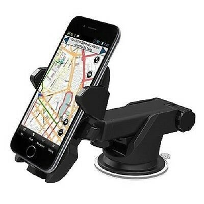 Universal In Car Mobile Phone GPS Windscreen Dashboard Holder Mount Cradle Logik