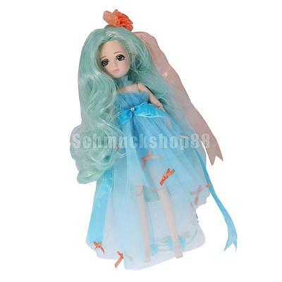27CM Flexible Vinyl Ball Jointed BJD Doll-Making Various Postures Toy Gift