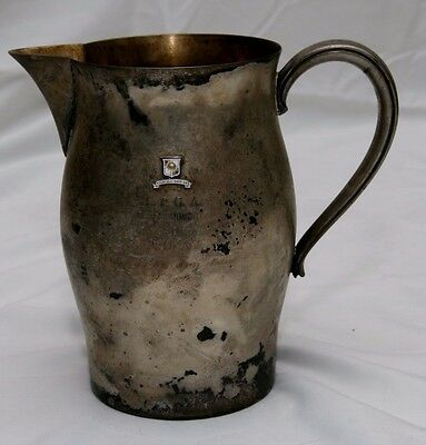 Silver Pitcher Trophy