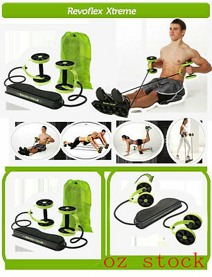 New Revoflex Xtreme AB Workout Fitness Gym Excise Machine ABS Trainer seen on TV
