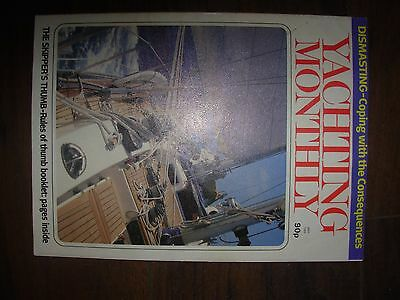 The Yachting Monthly Magazine May 1982