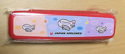 Rare Spoon & Fork Set Box JAPAN AIRLINE JAL In-flight limited goods