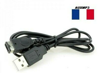Cable Chargeur USB NEUF pour DS fat et GBA Gameboy Advance SP