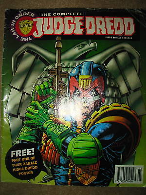 The Complete Judge Dredd Issue 16 May 1993