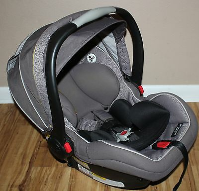 Graco Snugride Click Connect 40 Infant Car Seat Only With Newborn Inserts