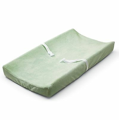 Summer Infant Ultra Plush Changing Pad Cover Sage 1