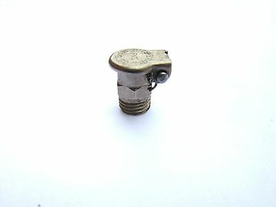 1/4 -32 New Vintage GITS BROS Threaded Oil Cup Cover Lathe Hit Miss Magneto USA