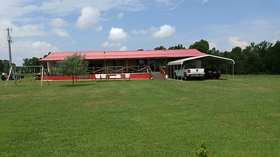 7 acres and home in Arkansas