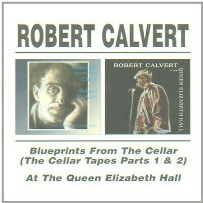 Blueprints From The Cellar/At The Queen Elizabeth - 2 DISC SET - (2013, CD NEUF)