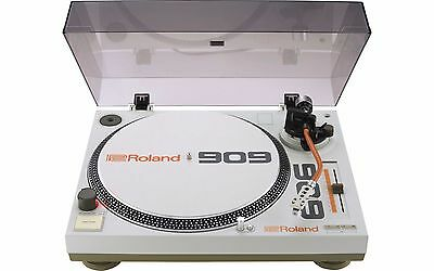 Roland TT-99 3-speed direct-drive DJ Turntable 909 Special Edition TT99