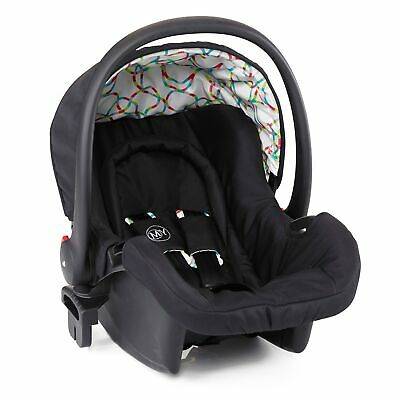 MyChild Floe Car Seat - Rainbow Squiggle - From Birth Baby to 13kg