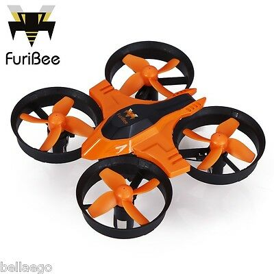 FuriBee F36 Mini RC Quadcopter 2.4GHz 4CH 6 Axis Gyro Speed Switch Headless Mode