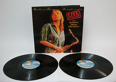 Barbara Thompson's Paraphernalia - Live In Concert  | Doppelalbum | MCA 1980