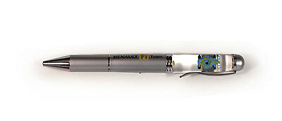 RENAULT F1 Team Pen ( with light and floating car)