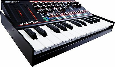 Roland JX-03 Boutique Sound Module with K-25m Mini Keyboard Controller