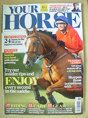 Your Horse Magazine April 2012