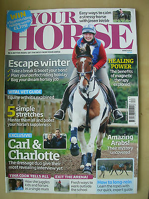 Your Horse Magazine March 2014