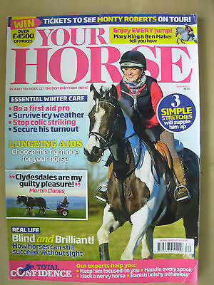 Your Horse Magazine March 2013