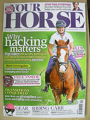 Your Horse Magazine July 2011