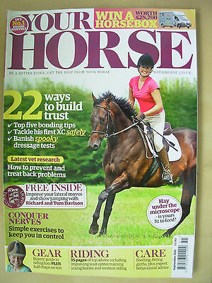 Your Horse Magazine September 2011