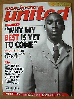 Manchester United Official Magazine Issue 89 May 2000