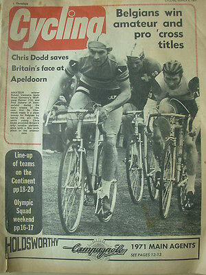 Cycling Magazine March 6 1971