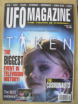 Ufo Magazine - The Truth Is Coming - February 2003