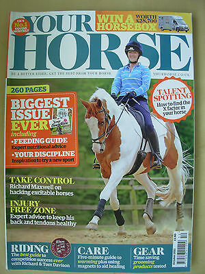 Your Horse Magazine October 2011