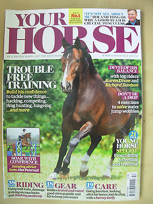 Your Horse Magazine March 2012