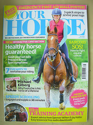 Your Horse Magazine July 2013