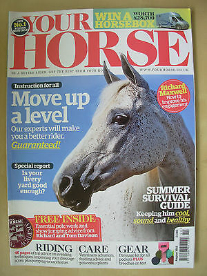 Your Horse Magazine August 2011