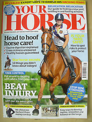 Your Horse Magazine May 2014